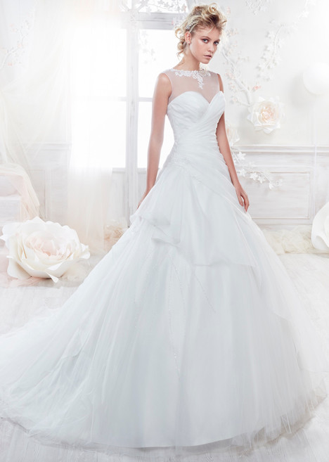 COAB18206 Wedding                                          dress by Colet
