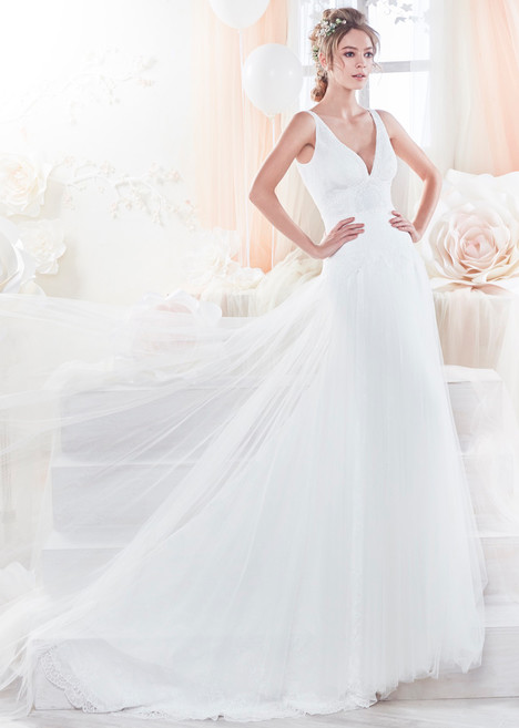 COAB18210 Wedding                                          dress by Colet