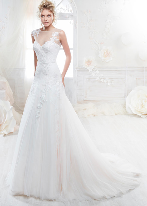 COAB18212 Wedding                                          dress by Colet