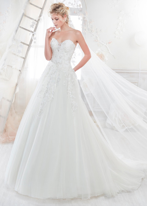 COAB18215 Wedding                                          dress by Colet