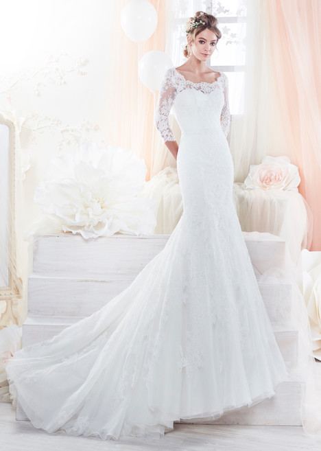 COAB18216 Wedding dress by Colet