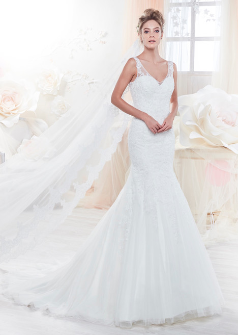 COAB18217 Wedding                                          dress by Colet