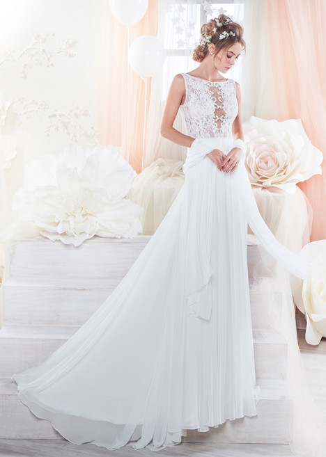 COAB18220 Wedding                                          dress by Colet