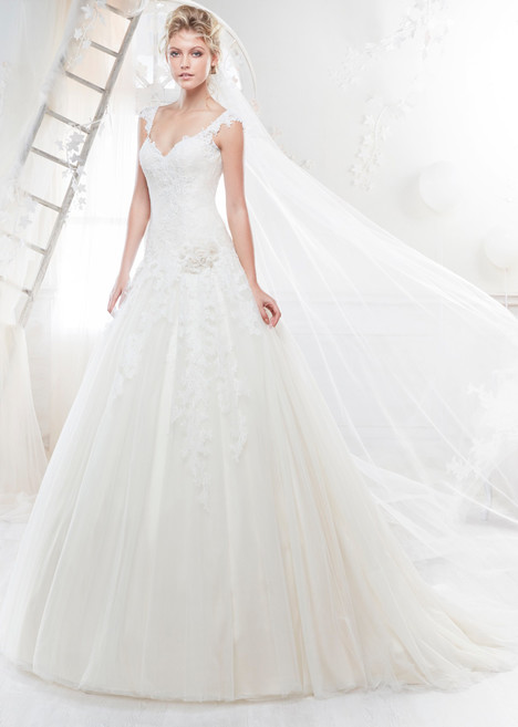 COAB18222 Wedding                                          dress by Colet