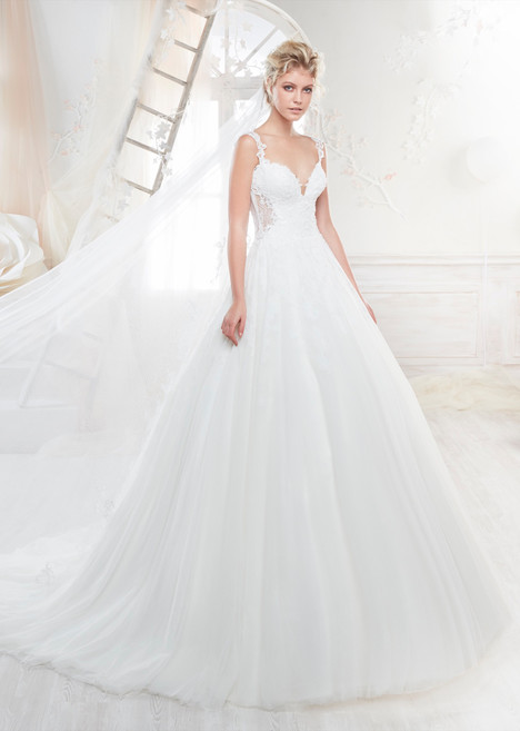 COAB18223 Wedding                                          dress by Colet