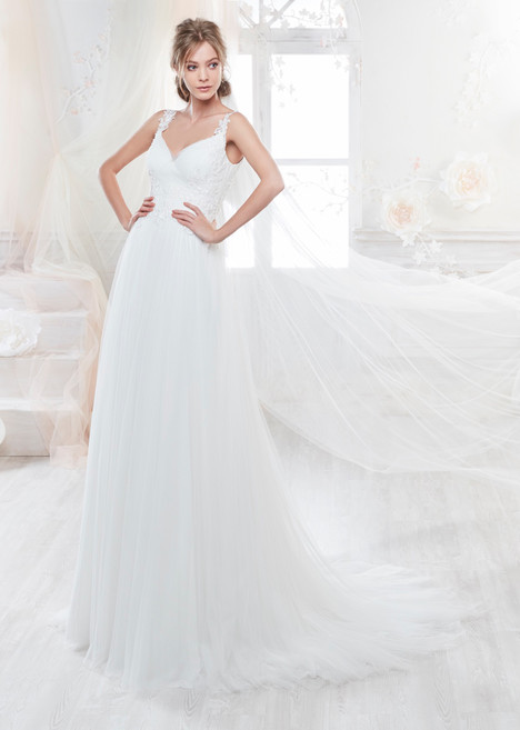 COAB18224 Wedding                                          dress by Colet