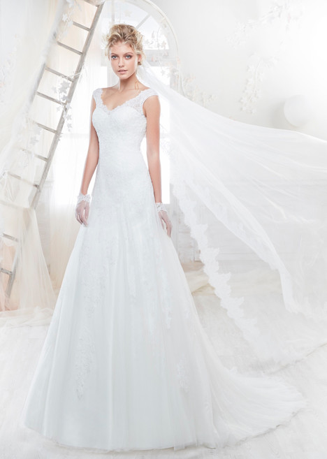 COAB18225 Wedding                                          dress by Colet
