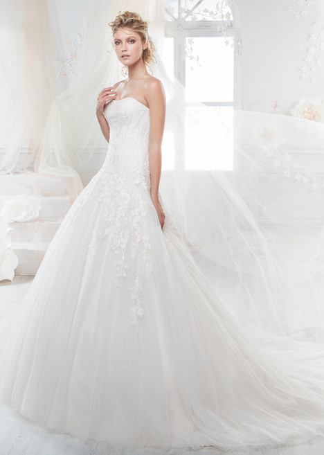 COAB18229 Wedding                                          dress by Colet