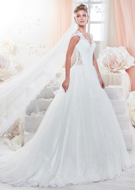 COAB18230 Wedding                                          dress by Colet