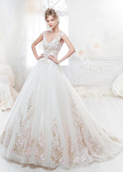 COAB18233 Wedding                                          dress by Colet