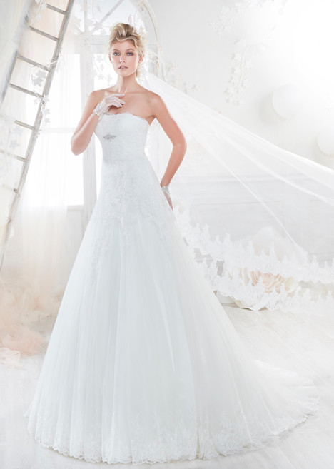 COAB18235 Wedding                                          dress by Colet