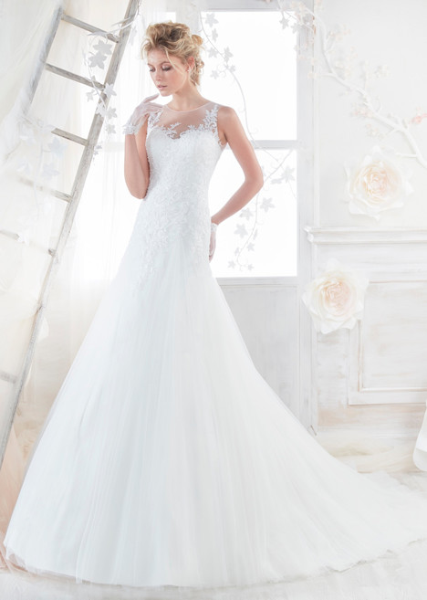 COAB18236 Wedding                                          dress by Colet