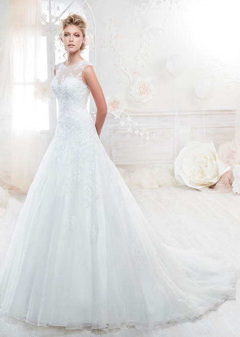 COAB18237 Wedding                                          dress by Colet