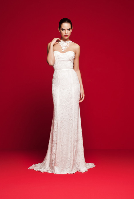 LVS-331 Wedding                                          dress by Daalarna