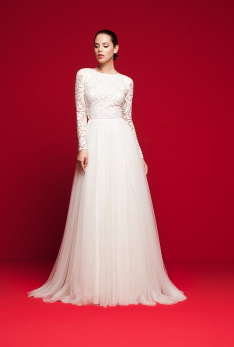 LVS-335 Wedding                                          dress by Daalarna