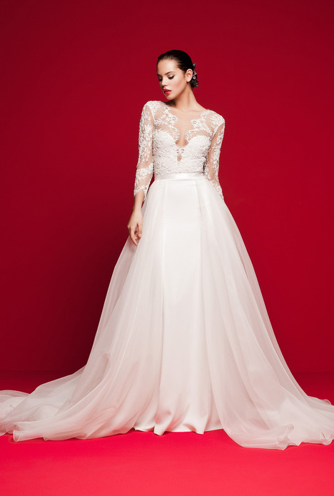 LVS-350 Wedding                                          dress by Daalarna