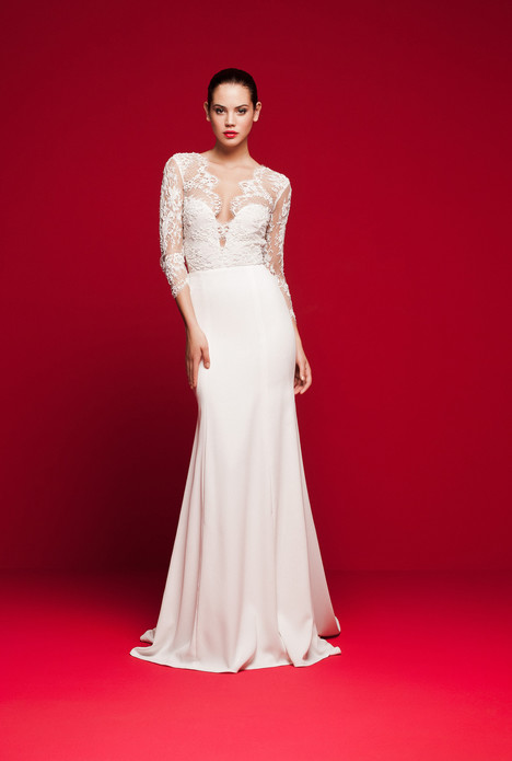 LVS-350 (2) Wedding                                          dress by Daalarna