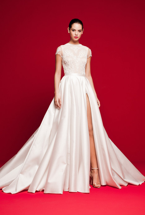 LVS-351 Wedding                                          dress by Daalarna