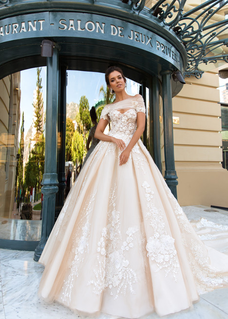 Emilia Wedding                                          dress by Crystal Design
