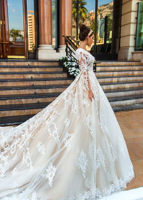 Chantale Wedding                                          dress by Crystal Design
