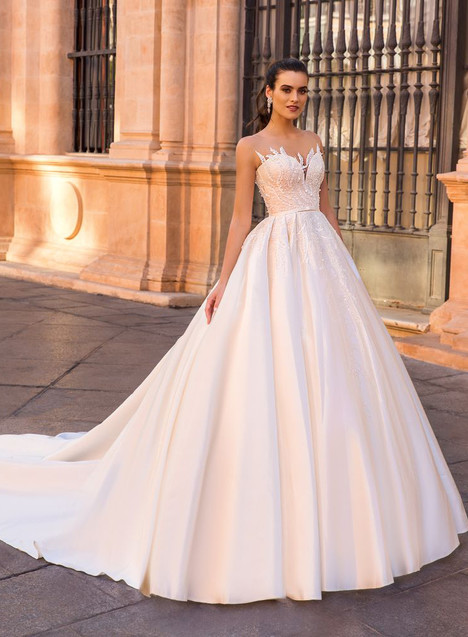 Lara Wedding dress by Crystal Sevilia