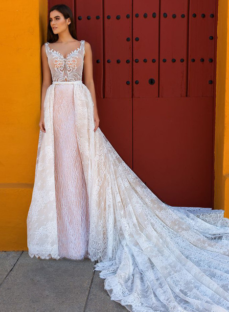 Eliza Wedding                                          dress by Crystal Sevilia
