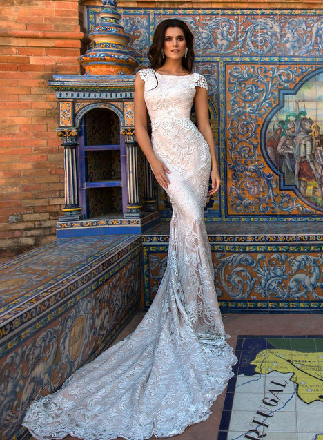 Ostin gown from the 2017 Crystal Sevilia collection, as seen on dressfinder.ca