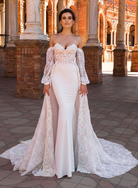 Camilla Wedding dress by Crystal Sevilia