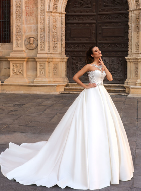Jane Wedding                                          dress by Crystal Sevilia