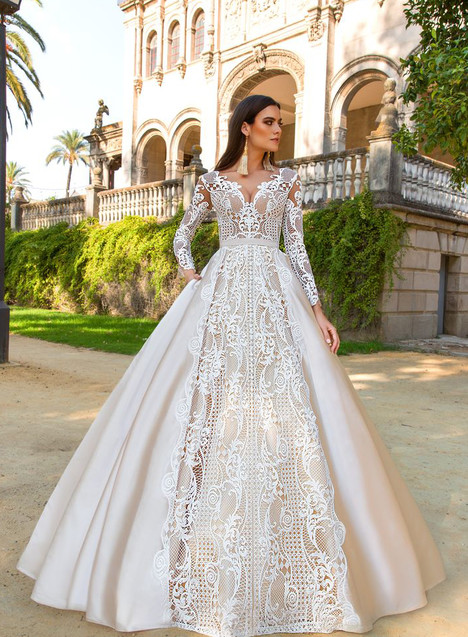 Ohara Wedding dress by Crystal Sevilia