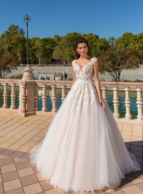 Julietta Wedding                                          dress by Crystal Sevilia