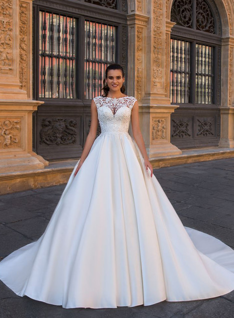Amalia Wedding                                          dress by Crystal Sevilia