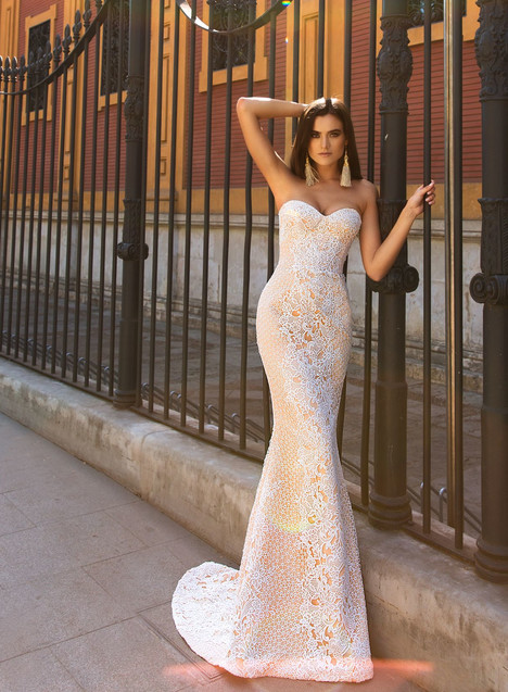 Marjerie Wedding                                          dress by Crystal Sevilia