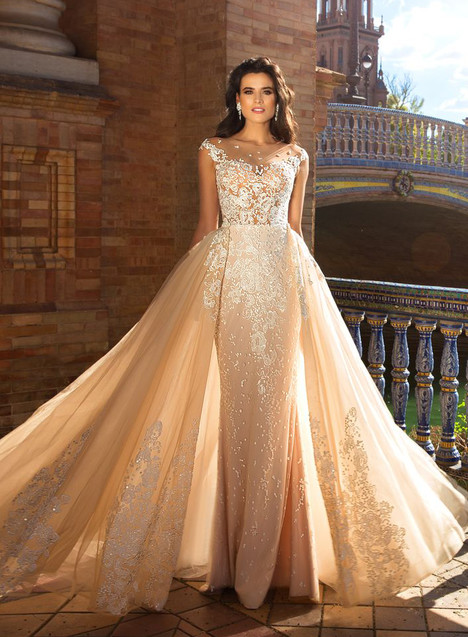 Odri Wedding dress by Crystal Sevilia