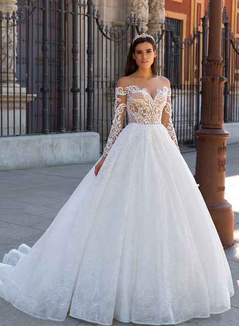 Freda Wedding                                          dress by Crystal Sevilia