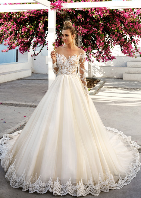 Paige Wedding                                          dress by Eva Santorini