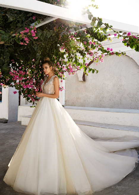 Prue Wedding                                          dress by Eva Santorini