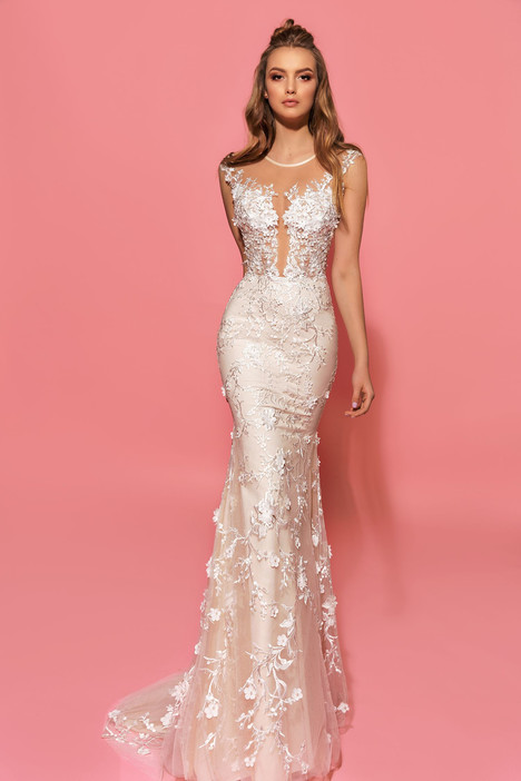 Hizer Wedding                                          dress by Eva Pink