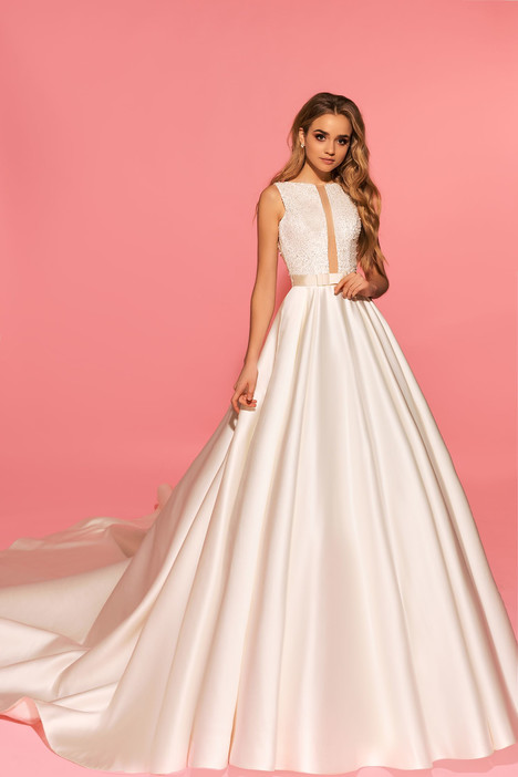 Janette Wedding                                          dress by Eva Pink