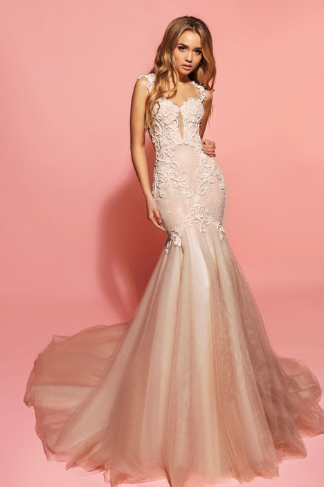 Jinjer Wedding                                          dress by Eva Lendel Pink Inspiration