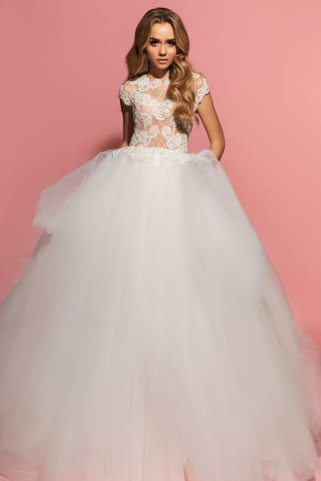 Norma Wedding                                          dress by Eva Lendel Pink Inspiration
