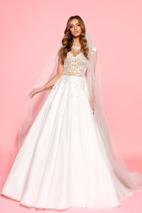 Sandra Wedding                                          dress by Eva Pink