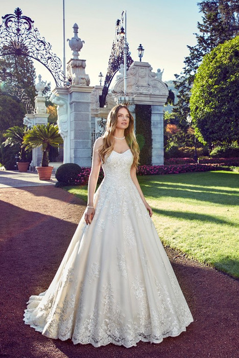 EK1125 Wedding                                          dress by Eddy K