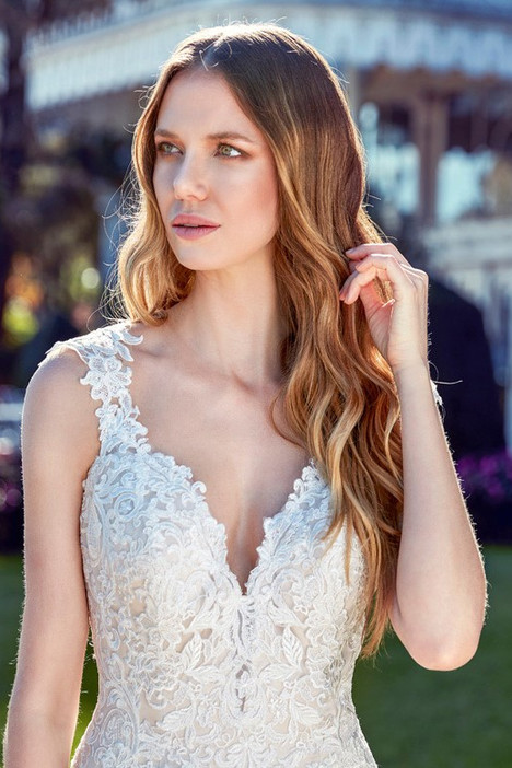 EK1126 (2) Wedding                                          dress by Eddy K