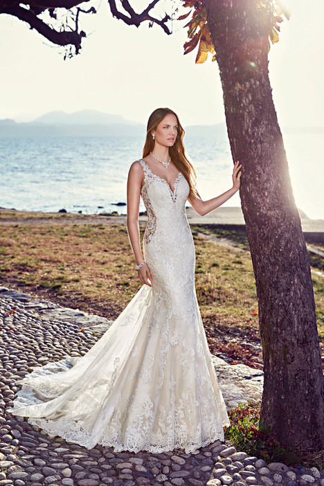 EK1128 Wedding                                          dress by Eddy K