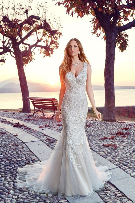 EK1129 Wedding                                          dress by Eddy K