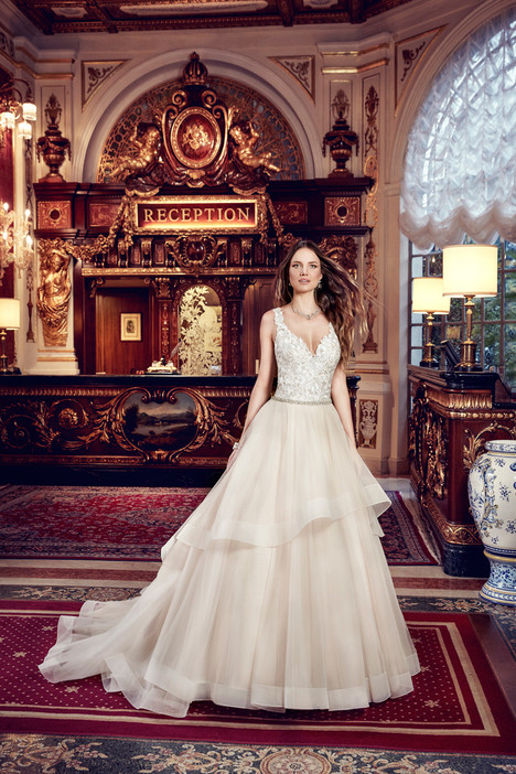 EK1130 Wedding                                          dress by Eddy K