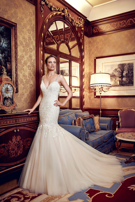 EK1135 Wedding                                          dress by Eddy K