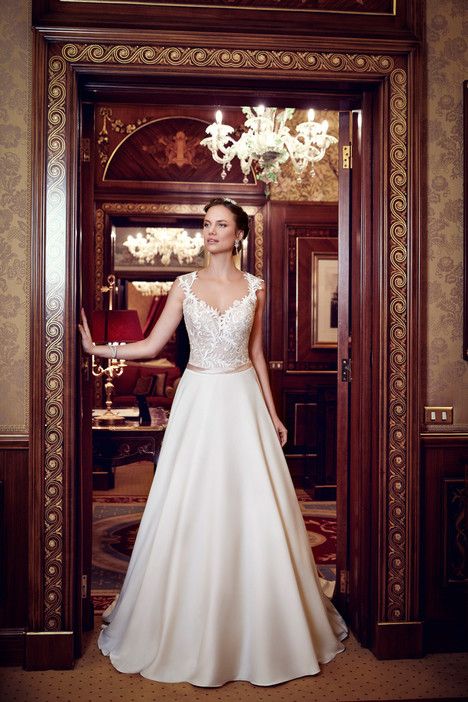 EK1136 Wedding                                          dress by Eddy K
