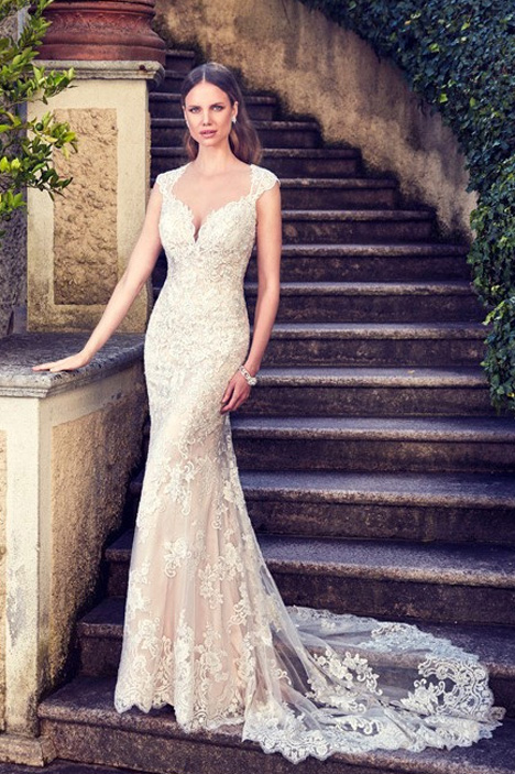 EK1142 Wedding                                          dress by Eddy K